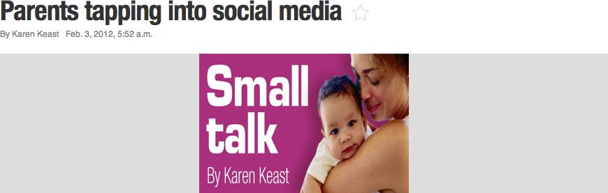 Parents and Social Media Ballarat